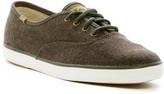 Keds Charcoal Wool Sneaker