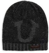 True Religion Wool Blend Knit Hat
