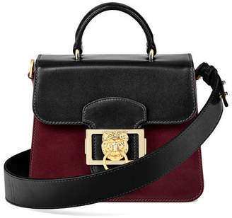 Aspinal of London Small Lion Lansdowne Bag