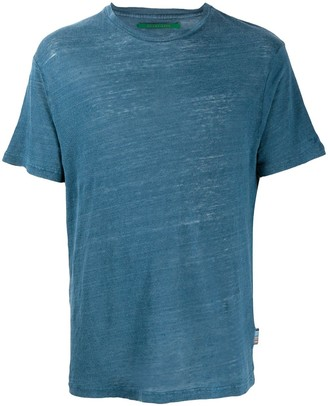Hand Picked relaxed-fit short-sleeved T-shirt