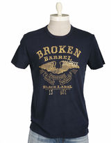 Lucky Brand Broken Barrel T-Shirt