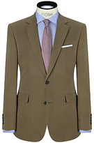 John Lewis Silk And Linen Suit Jacket, Mink