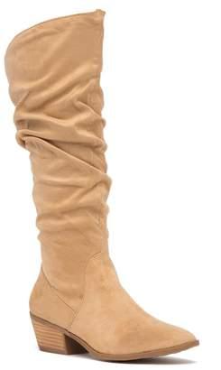 Carlos by Carlos Santana Madelyn Tall Scrunched Boot