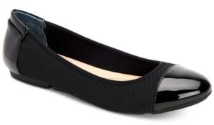 Alfani Women's Step 'N Flex Tavii Flats, Created for Macy's Women's Shoes