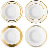 LSA International Deco Assorted Gold Soup/Pasta Bowl
