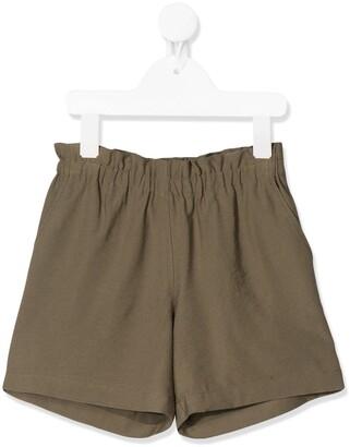 Bonpoint Elasticated Waists Shorts