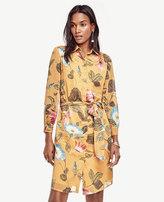 Ann Taylor Marigold Shirtdress