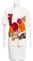 Stella McCartney Embellished Lightweight T-Shirt