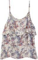 O'Neill Lauren Floral Print Popover Tank (Little Girls & Big Girls)