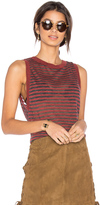 Stateside Stripe Muscle Tank