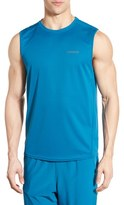 Patagonia Men's 'Fore Runner' Slim Fit Sleeveless T-Shirt