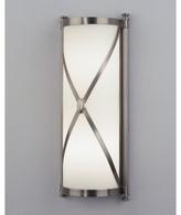 Rob-ert Chase 2-Light Flush Mount Robert Abbey Finish: Dark Antique Nickel
