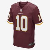 Nike NFL Washington Redskins Elite Jersey (Robert Griffin III) Men's Football Jersey