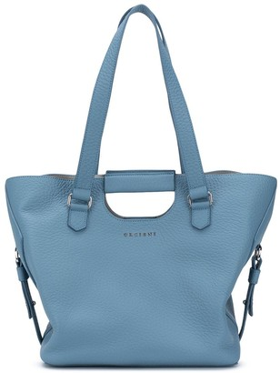 Orciani Soft branded tote