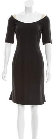 Mantu Casual Short Sleeve Dress