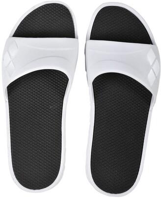 Arena Women's Damen Badesandale Watergrip Water Shoes (White-Black 159) 6.5 UK