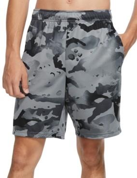 Nike Men's Dri-fit Camo Shorts