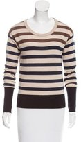 Marc by Marc Jacobs Striped Wool Sweater