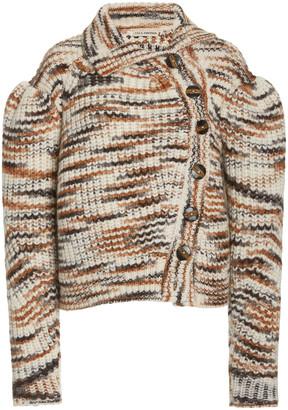 Ulla Johnson Matilde Knit Alpaca-Blend Top