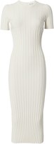 Helmut Lang Knit Midi Dress