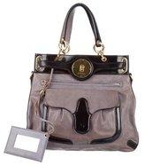 Balenciaga Leather Lune Bag