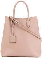 Max Mara plain tote bag - women - Leather - One Size