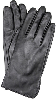 Dents Classic Full Grain Leather Gloves Black