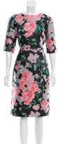 Erdem Ivy Jacquard Dress w/ Tags