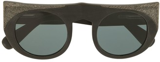 Rigards Straight-Bridge Sunglasses