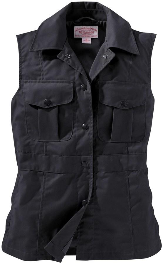 Filson Travel Vest (For Women)