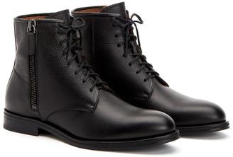 Aquatalia Vladimir Leather Dress Boot