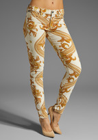 Citizens of Humanity Jeans Avedon Skinny Rococo Print