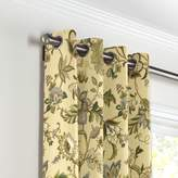 Loom Decor Grommet Drapery Fleur de Leaf - Natural