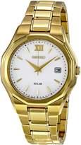 Seiko Men's SNE158 Solar Dial Watch