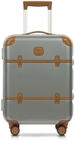 "Bric's Bellagio Metallo V2.0 21"" Silver Carry-On Spinner Trunk"
