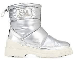 Sam Edelman Women's Carlton Metallic Winter Boots