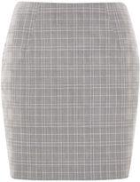 Topshop Check Pelmet Skirt