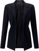 Jigsaw Fluid Wool Drawstring Jacket