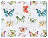 Kay Dee Designs A8990 Butterfly Garden Microfiber Countertop Drying Mat