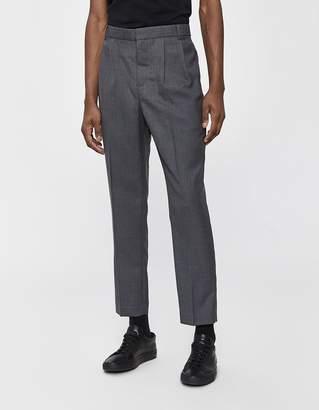 Need Double Pleat Trouser in Grey