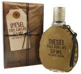 Diesel Fuel For Life by Eau De Toilette Men's Spray Cologne - 1.7 fl oz