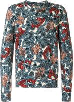 Burberry Beasts print sweatshirt - men - Cotton - S
