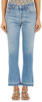 RE/DONE Women's The Elsa Flared Jeans-BLUE