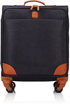 "Bric's MEN'S MYLIFE 20"" SPINNER TROLLEY-BLUE"