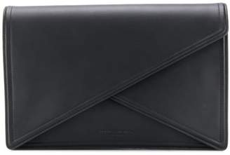 Bottega Veneta folded clutch