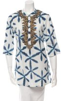 Figue Embellished Jasmine Tunic w/ Tags