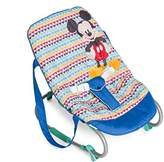 Disney Hauck Baby Rocky Bouncer, From Birth Rocker, Mickey Geo, Blue