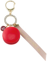 LADUREE Macaron Bag Charm - Cerise - Limited Edition