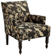 Pier 1 Imports Liliana Golden Peacock Armchair