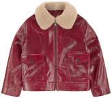 Bonpoint Leather jacket